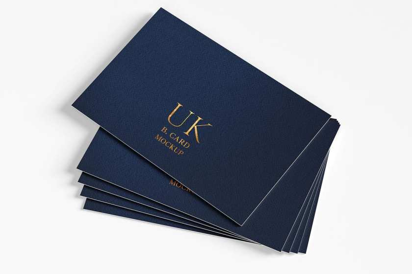 Free UK Business Card
