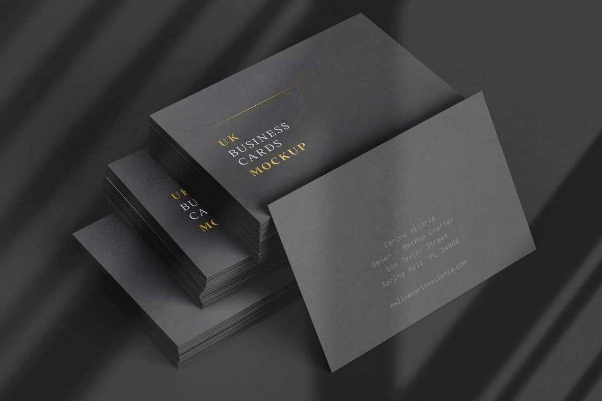 Black Stack UK Cards Mockup 08