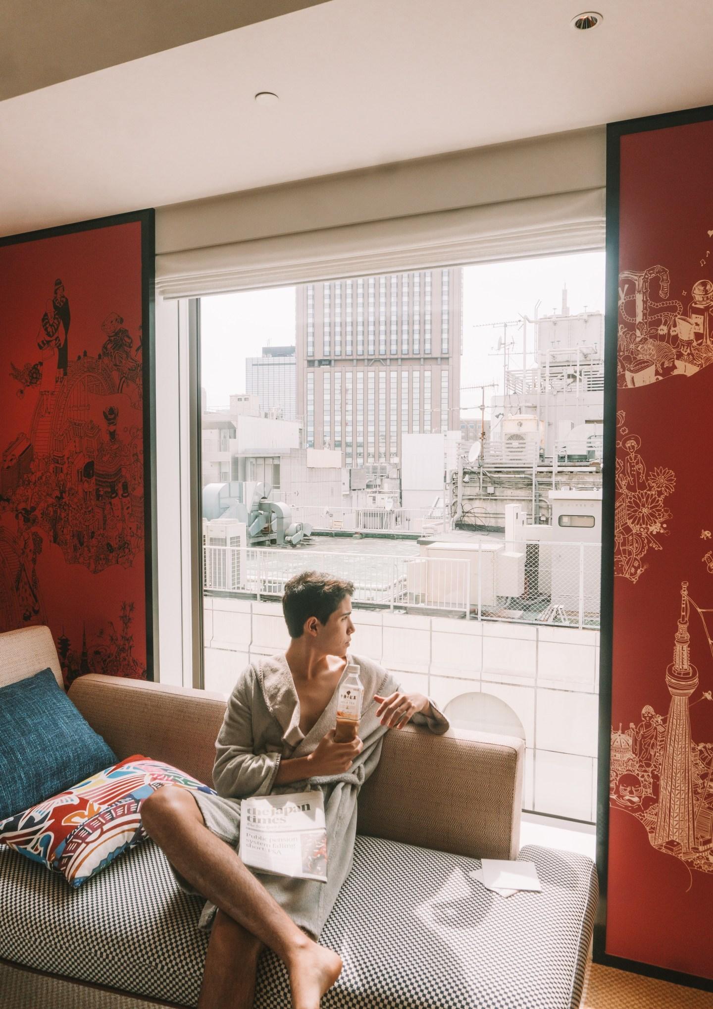 TOKYO: Hyatt Centric Ginza