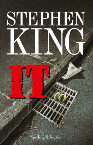 Copertina di It di Stephen King