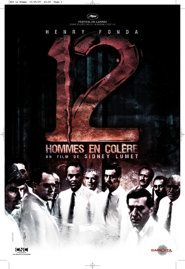 Classiques Etrangers / 12 hommes en colère (1957)