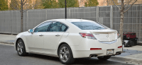2011 Acura TL Owners Manual