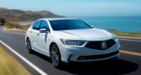 2018 Acura RLX Owners Manual