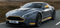 2017 Aston Martin V12 Vantage S Owners Manual