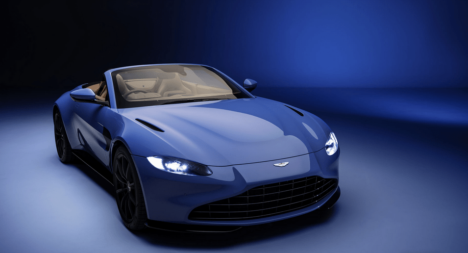 2021 Aston Martin Vantage Owners Manual