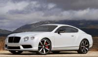 2014 Bentley Continental GT Ownwers Manual