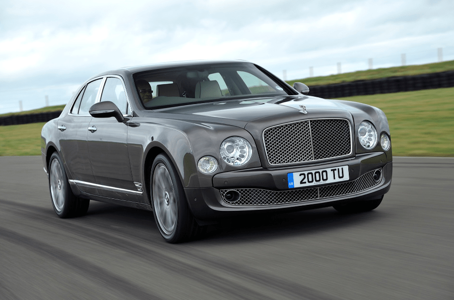 2015 Bentley Mulsanne Owners Manual