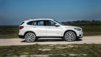 2015 BMW X1 Owners Manual