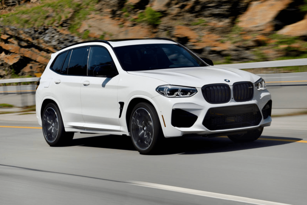 2021 BMW X3 M Owners Manual