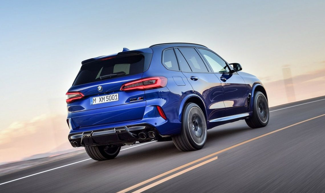 2020 BMW X7 Owners Manual
