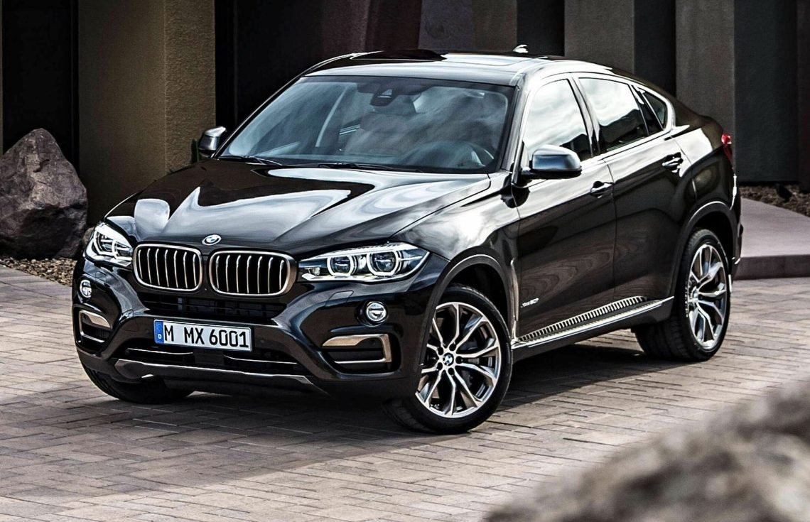 2011 BMW X6 M Owners Manual