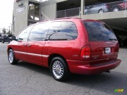 2000 Chrysler Town And Country Information And Photos