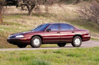 2001 Chevrolet Lumina Overview Cars