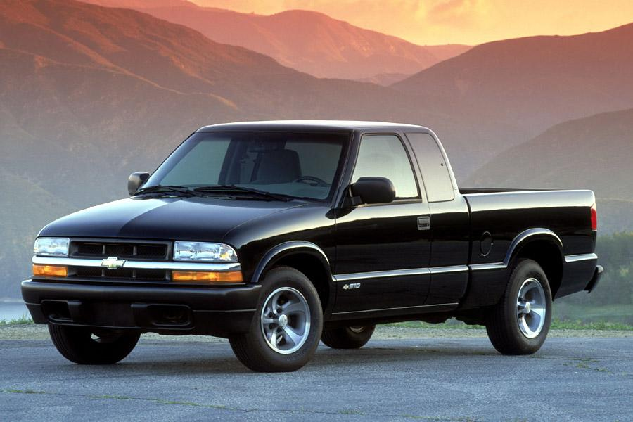 2002 Chevrolet S-10 Owners Manual