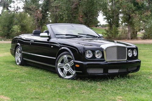 2009 Bentley Azure Owners Manual