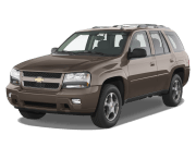 2009 Chevrolet TrailBlazer Reviews And Rating Motor Trend