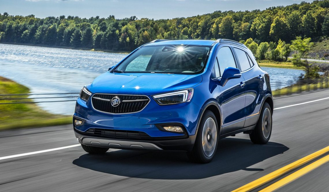 2016 Buick Encore Owners Manual
