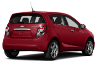 2016 Chevrolet Sonic Price Photos Reviews Features