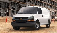 2020 Chevrolet Express 2500 Cargo Colors Changes Release