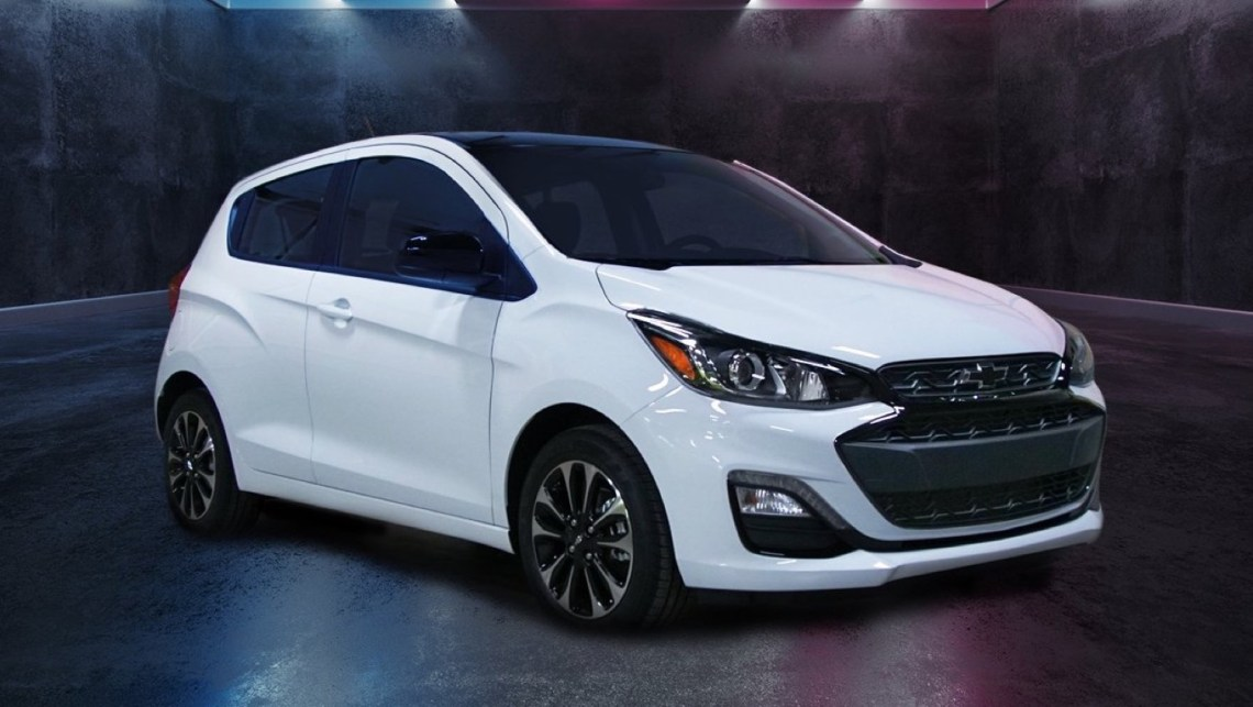 2020 Chevrolet Spark Owners Manual