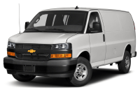 New 2018 Chevrolet Express 2500 Price Photos Reviews