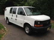 Sell New 2006 Chevrolet Express 2500 Base Extended Cargo