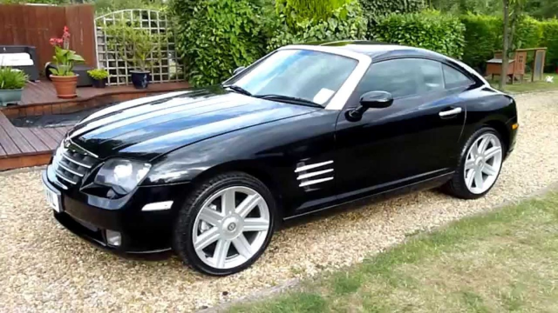 2007 Chrysler Crossfire Owners Manual