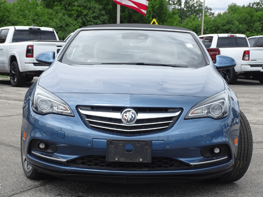 2016 Buick Cascada owner's manual