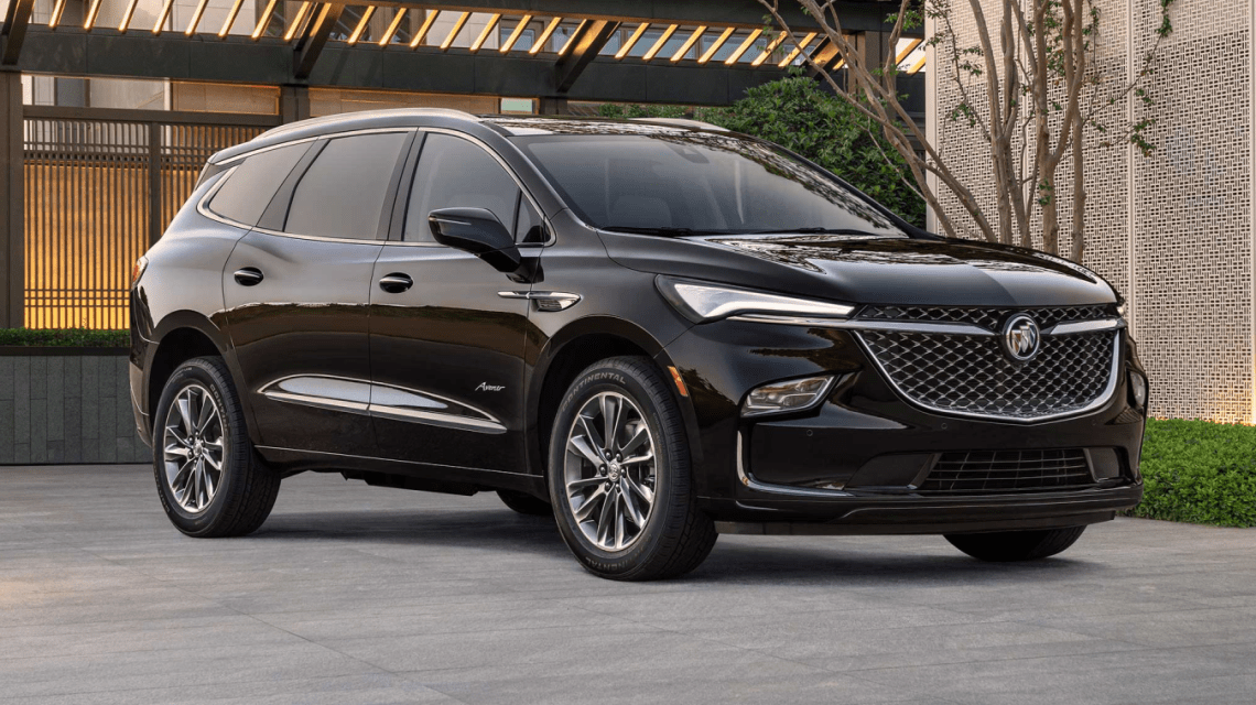 2017 Buick Enclave Owner's Manual