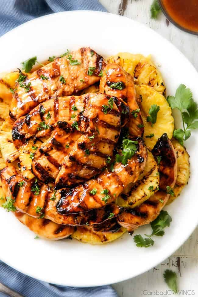 Pineapple Chicken Carlsbad Cravings
