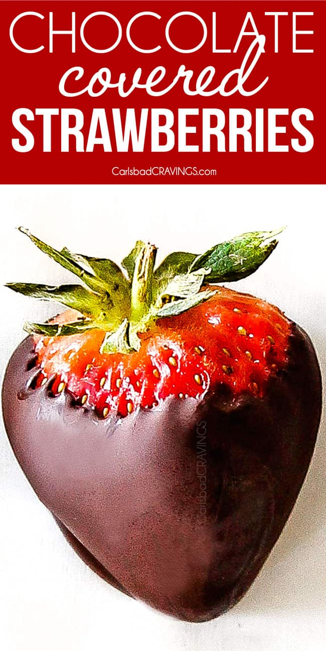 Chocolate Covered Strawberries Tips Amp Tricks And