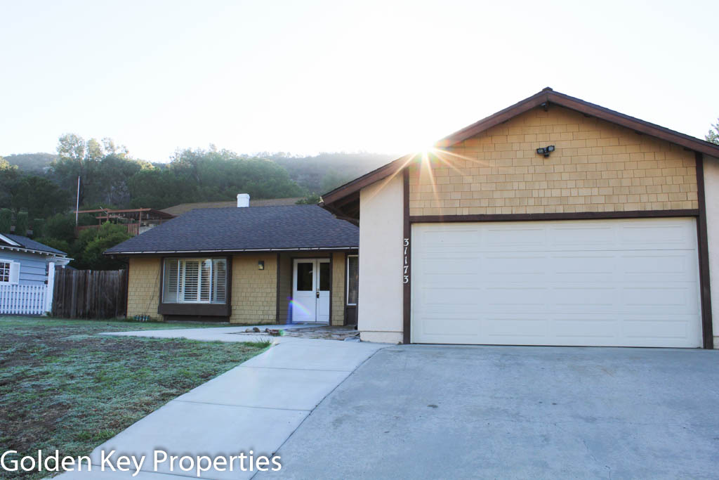 31173 Old River Road Bonsall California 92003  For Rent