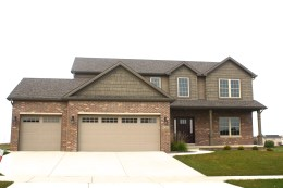 two story ranch home with