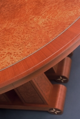 <h5>Dining Table (Montecito commission)</h5>