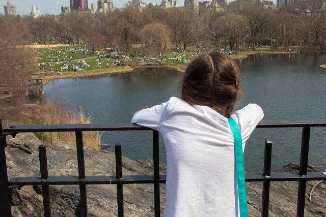 Carltonaut's Travel Tips Central Park New York City