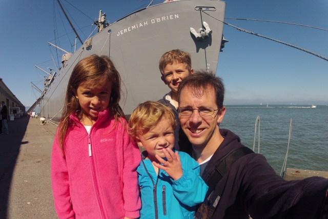 Take a tour on the SS Jeremiah O'Brien Liberty Ship in San Francisco - Carltonaut's Travel Tips