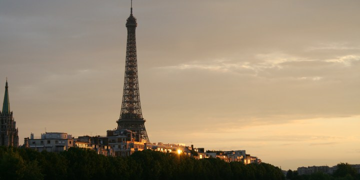 Eiffel Tower: A Visitor's Guide