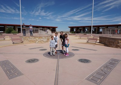 Four Corners Monument: A Tourist Trap?