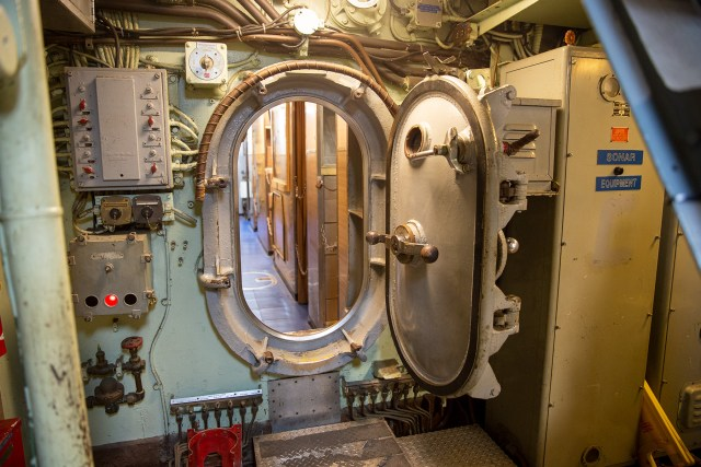 Crawl through a submarine at the Independence Seaport Museum in Philadelphia Carltonaut's Travel Tips
