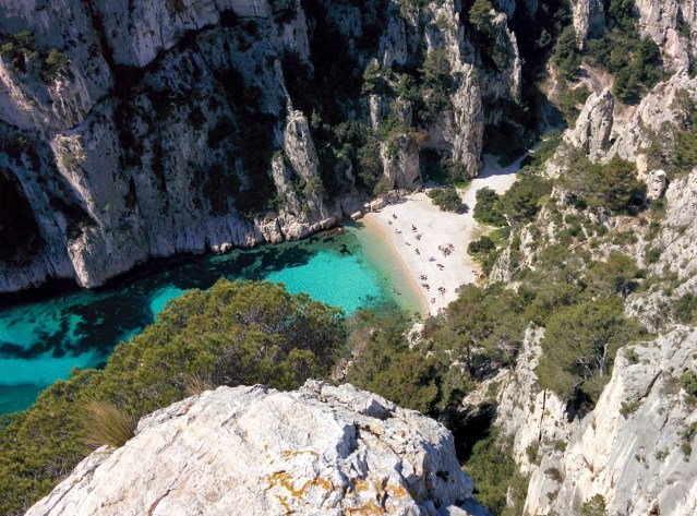 Hike the calanques near Cassis France for great views and secluded beaches Carltonaut's Travel Tips