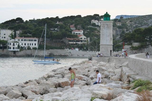 Lighthouse in Cassis Port France Carltonaut's Travel Tips