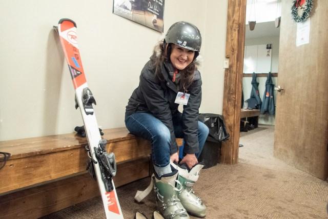 Rent ski and snowboard gear at Utah's Cherry Peak Resort Carltonaut's Travel Tips