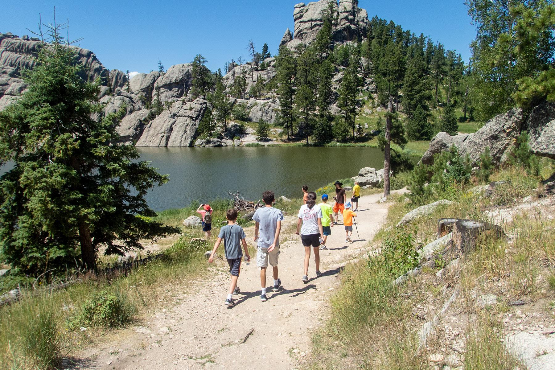 Custer State Park: What to do at Sylvan Lake - Carltonaut's Travel Tips