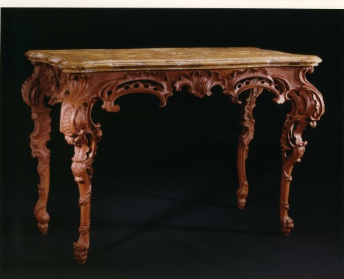 ROCOCO SIDE TABLE Carlton Hobbs New York - Rococo side table