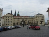 Prague Old Car, Castle