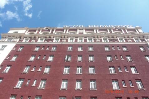 Hotel Presidente, Havana