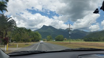 On Route to Daintree Rainforest