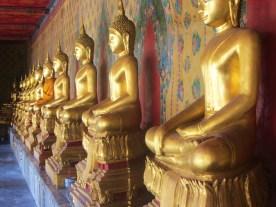 Wat Suthat by Wat Arun