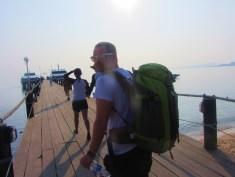 Backpacking our way back to Ko Samui