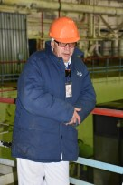 Sergey Krivtsun, a 30-year veteran turbine operator at the Chernobyl Nuclear Power Plant, was working in Unit 1 in 1986.